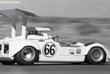 Bruce McLaren & Denny Hulme