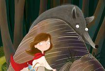 Illustrations - fairy tales