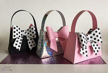 paper purses diy
