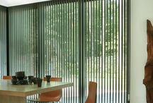 Blinds / The perfect and simplest addition to any room - professional or private, horizontal or vertical, different blinds add the finishing touch.
