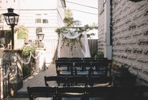 Marjani & Jack Wedding Inspiration / Wedding Summer 2015 at Opal 28 in NE Portland, OR