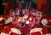 stolove dekoracie