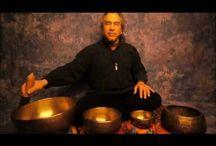 Singing bowls & meditation