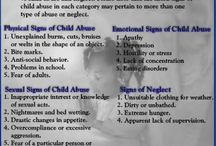 Child Abuse / This board describes the negative effects child abuse has on children and the grave realities that come with it.  / by Karah Vannicolo