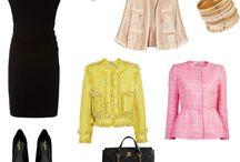 Fashion Mood Boards