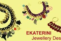 Χειροποιήτα κοσμήματα του οίκου EKATERINI!!!