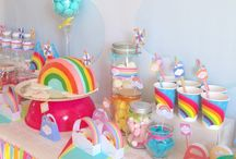 Decoration licorne