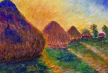TRIBUTO A CLAUDE MONET
