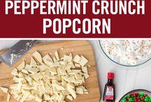 Christmas recipes and treats