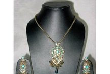 fashion jewelry set / by Sid J