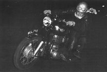 Motorcycles / Rockers / Cafe Racer