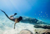 Diving/swimming
