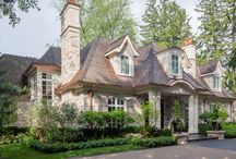 New House French Country Elevation