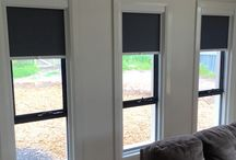 ScreenAway blockout blinds