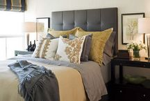 Master Bedroom / by Samantha Darneille