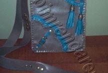 Deri Omuz Çantası- leather shoulder bag