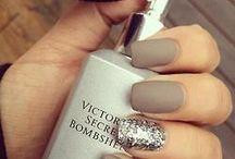 Acrylic nails ..