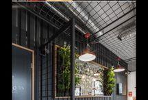 Duble Döner Restoran / incek / Turquoise İç Mimarlık