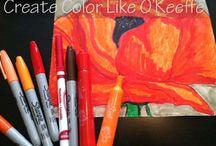 Homeschool Art Co-op