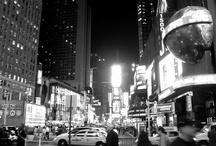 New York black & white / by Shushuku