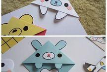 pliages kawaii et origami