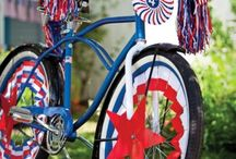 Bike decorating ideas!
