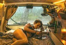diy: road trip car