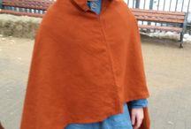 Viking clothing -  medieval costume / medieval textiles. Viking clothing.   clothing and fabrics medieval costume medieval block printed fabrics