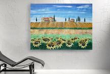 Large Painting / Modern Art Paintigs #large #painting #extra #largepainting #large_painting #art #home #decor