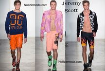 Jeremy Scott uomo / Jeremy Scott collezione e catalogo primavera estate e autunno inverno abiti abbigliamento accessori scarpe borse sfilata uomo.