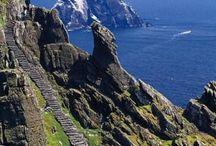 Irland, Schottland, England