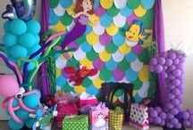 Sofia the First Mermaid Party