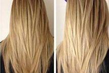 Things for my hair / by Rachel Dennis Cox