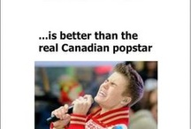 Celebs I Love to Hate / Including but not limited to Justin Bieber. / by Jessica Stevenson