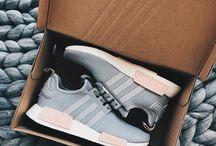 nike Adidas and puma