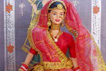Bollywood barbie