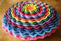 Crochet things  / by Wanda Wood