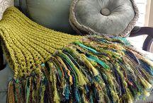 Home spun yarn