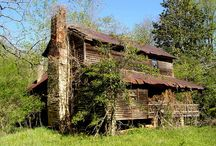 Abandoned / by Angie Hallman