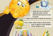 pimples / ways to get ride of pimples