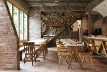 Eating Spaces / by Stephanie Thompson