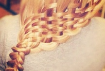 Hairdos, Up-dos, & Basket Weaves. / by Bopha Sok