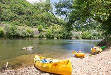 Actieve vakanties / Veel van onze campings bieden een omvangrijk aanbod sportactiviteiten aan. Variërend van volleybal tot aan  watersportactiviteiten. Ook in de buurt van de campings is veel te beleven voor een sportief dagje uit.