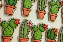 Decoración Galletas y Cupcakes