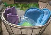 Norwex: home party ideas and displays