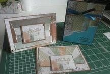 kaarten voorbeelden, zelfgemaakt / zelfgemaakte kaarten