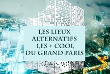 Lieux alternatifs Grand Paris