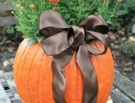 Halloween/Fall Ideas / by Amy Wright Volentine