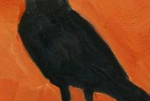 Zwarte vogels