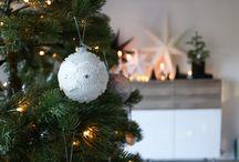 """by @hvitelinjer // Christmas / #christmas #jul #juledekorasjon #christmasdecor #christmasdeco """"xmasdecoration"""